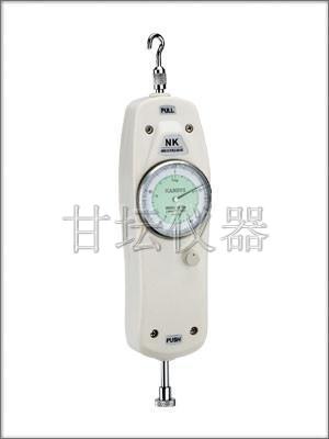 指针式拉压测力计,1KG机械式测力计型号