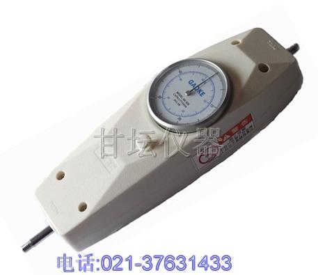 上海指针式推拉力计促销,松江nk-50机械式拉力计报价