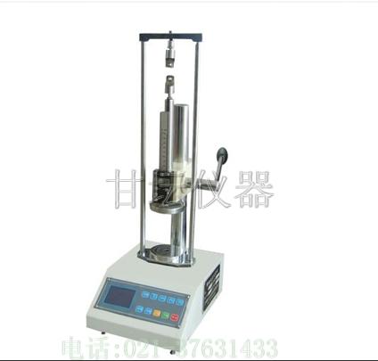 FD-5000电子数显弹簧拉压试验机的基本功能介绍