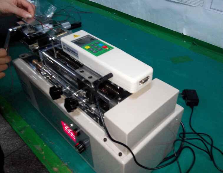 测试USB插拔力试验机.USB推拉力计_usb拉压实验仪