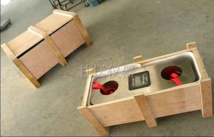 吊车起吊力拉力计-2000KG无线拉力磅