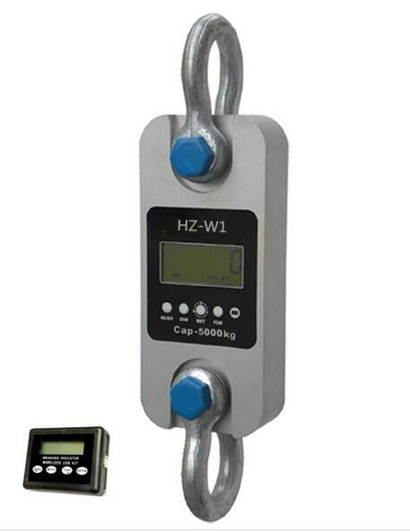 测重拉力计cap-5000kg(HZ-W1无线系列)