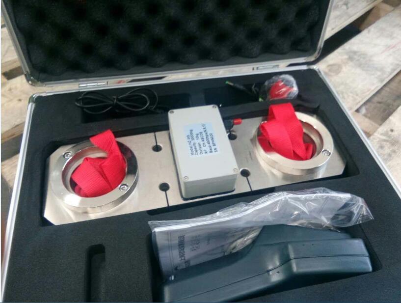 无线20吨钢丝绳拉力计_带wifi传输功能.带卸扣