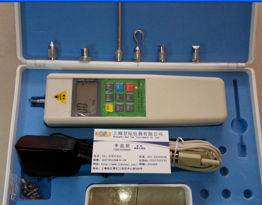 电动拉力计-智能数显压力表》1g-800吨